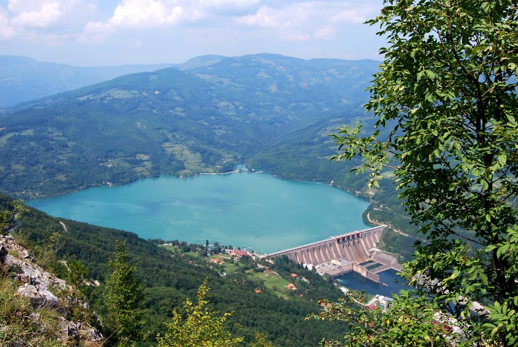 Perucac dam