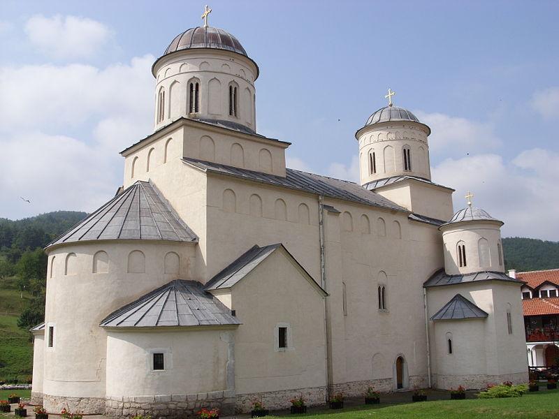 800px-Mileseva_Monastery_2