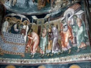studenica-monastery-communion-of-apostles